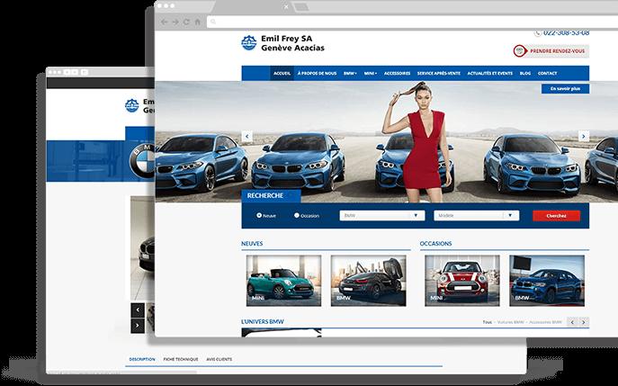 responsive web design tunisie